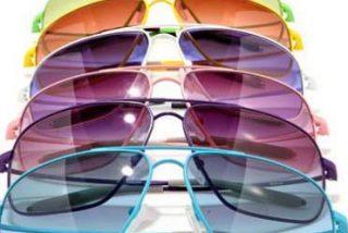 Cuidado con las gafas de sol