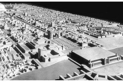 La metrópolis de Hitler,