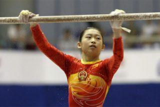 La sospechosa edad de las gimnastas chinas