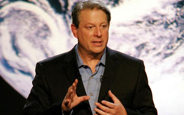 Al Gore propondrá un plan mundial contra el cambio climático en su nuevo libro