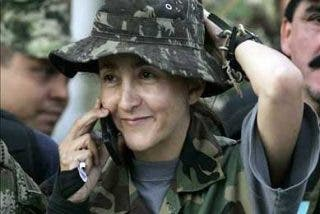 Comandos liberan a Ingrid Betancourt