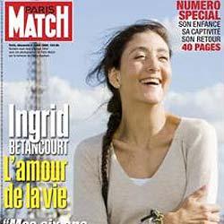 Ingrid Betancourt se divorcia