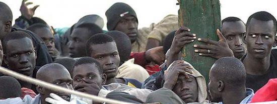 La UE acuerda aplicar una inmigración selectiva y expulsar a todos los «ilegales»