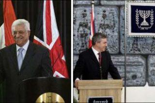 """Gordon Brown en Israel: """"La paz con los palestinos está al alcance de la mano"""""""
