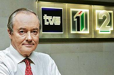 José Antonio Maldonado, el hombre del tiempo de RTVE, se despide con calor