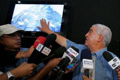 Egipto muestra la segunda barca solar de Keops
