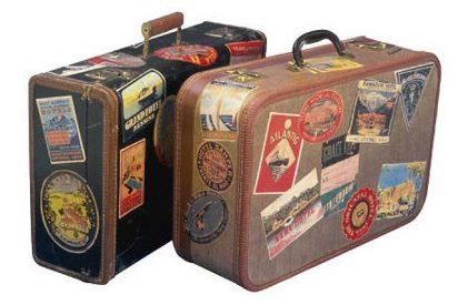 El ranking de pesadillas del español en vacaciones empieza con la maleta