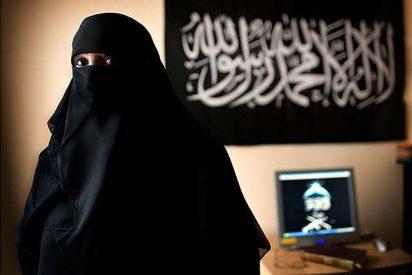 La fanatica belga de Al Qaeda que usa Internet como arma