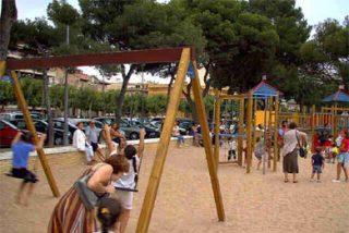 Detenido por masturbarse delante de niños en un parque en Bilbao