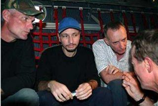Los tres ex rehenes estadounidenses exigen a las FARC liberar al resto de secuestrados