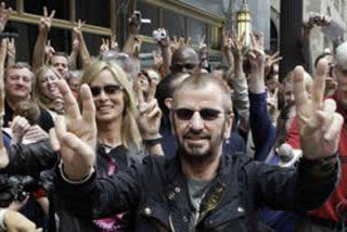 El ex Beatles Ringo Starr pide a sus fans que no le envíen más cartas