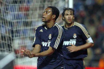 "Robinho: ""Me quiero ir del Real Madrid"""