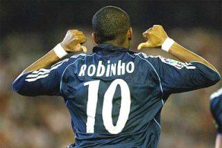 """Robinho: """"El Madrid me trató como un jugador del montón"""""""