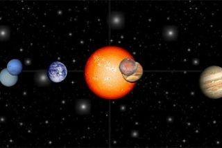 El Voyager 2 revela que el sistema solar no es esférico