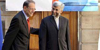 Solana lamenta que Irán no responda a los incentivos para cancelar su programa nuclear