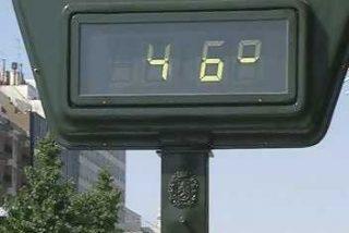 El calor excesivo provoca muertes muy rápidas