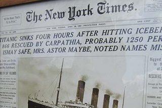 El rescate del Titanic sirvió de tapadera para una extraordinaria misión secreta