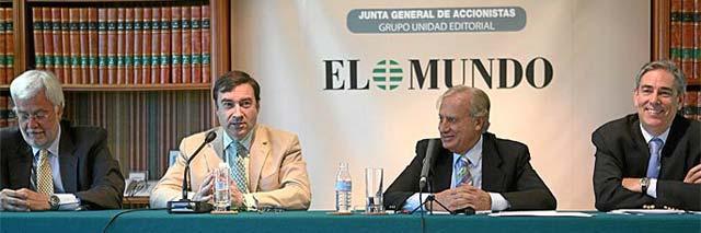 Unidad Editorial allana el camino para los despidos