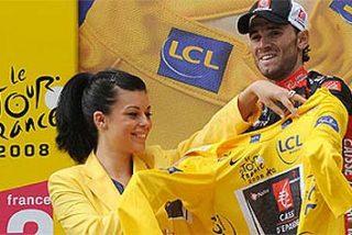 Valverde, primer líder del Tour de Francia