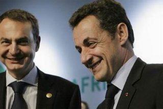 Zapatero no es Sarkozy