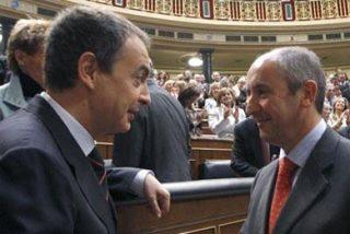 ZP asegura a Erkoreka que el acuerdo con Rajoy no excluye otro 'proceso' con ETA