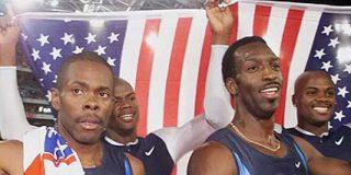 El COI quita el oro de Sidney al equipo estadounidense de 4x400