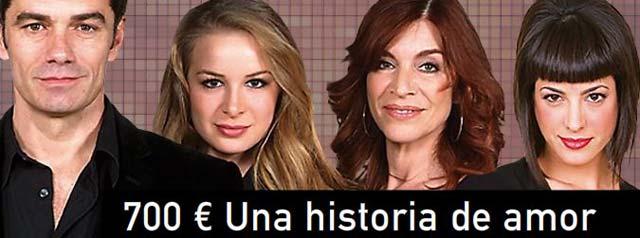 """Primera cita de Luna como prostituta de lujo en """"700 Euros"""""""