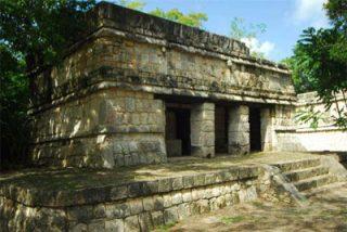 Descubierta una zona residencial de la élite maya