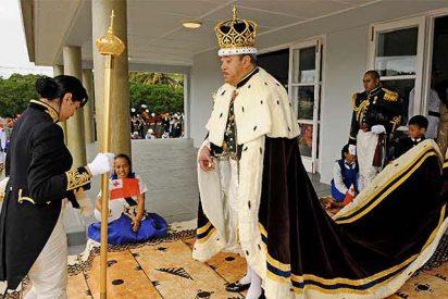 Tonga tiene nuevo rey