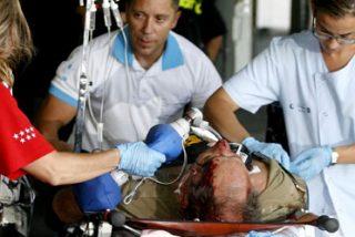 Barajas vive su peor tragedia en 25 años