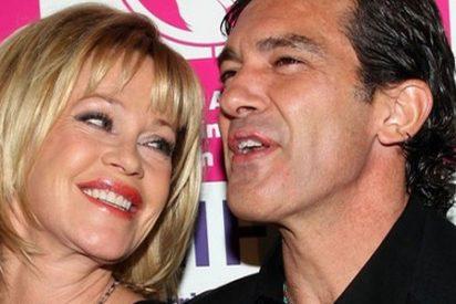Antonio Banderas y Melanie Griffith, la pareja modélica según los españoles
