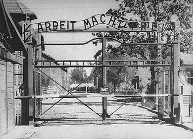 Nadie se acuerda de Auschwitz