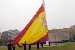 La bandera española no ondeará a media asta en Pekín