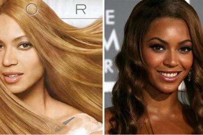 Primero las pestañas de Pe, ahora el 'blanqueamiento' de Beyoncé