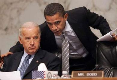 Obama elige al senador Joseph Biden como vicepresidente si llega a la Casa Blanca
