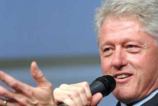 """Clinton: """"El SIDA es un enorme dragón"""""""