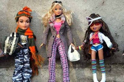 Bratz indemnizará a Barbie por plagio