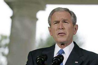 Bush reduce en tres meses la estancia de EEUU en Iraq