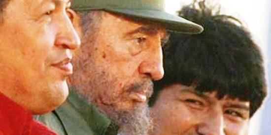 Evo Morales: La Iglesia Católica debe desaparecer de Bolivia