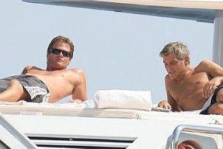 Clooney, al sol que más calienta