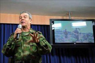En un hangar militar se simuló el rescate de los quince rehenes de las FARC