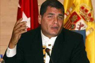 Ecuador espera la notificación oficial de petición de asilo de Nubia Calderón