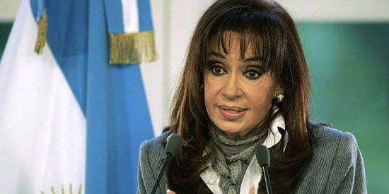 La presidenta argentina, Cristina Fernández, no se arrepiente de nada