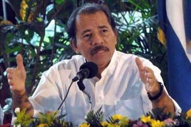 """Ortega afirma que Evo Morales logró """"una victoria extraordinaria"""""""