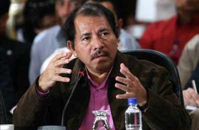 Ortega condena el supuesto plan opositor para boicotear el referendo en Bolivia