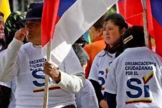 Marcha por el Sí congrega a ciudadanos en Quito