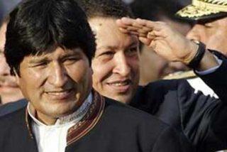 Evo Morales tuvo que ser rescatado en Brasil