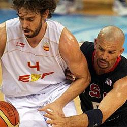 España roza la gloria