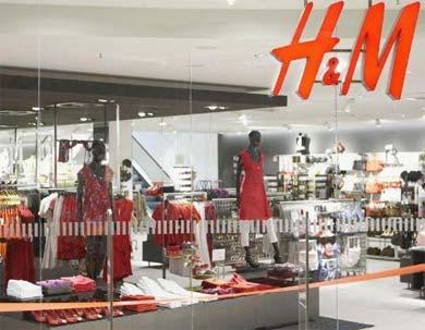 hym tiendas