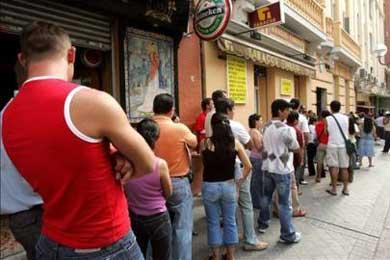Aumentan las peticiones de los extranjeros que quieren regresar a su país